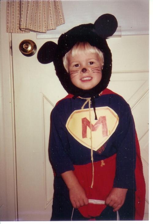 mike halloween