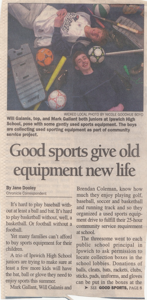 DeClutter Your Sports Equipment For Good